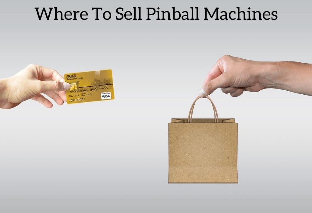 Where To Sell Pinball Machines