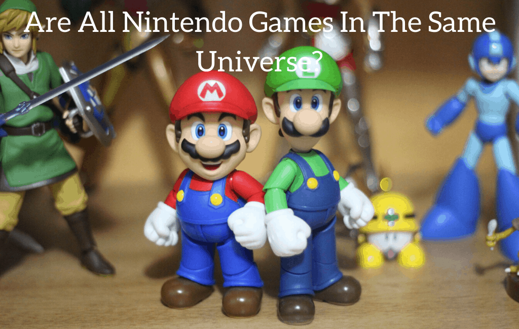 Are All Nintendo Games In The Same Universe?