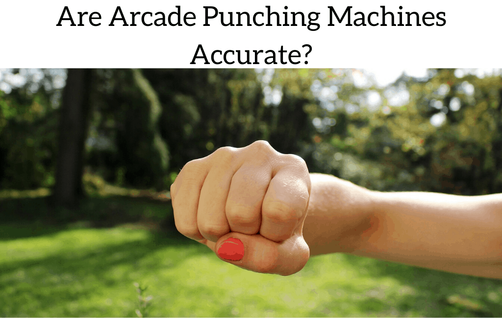 Are Arcade Punching Machines Accurate?