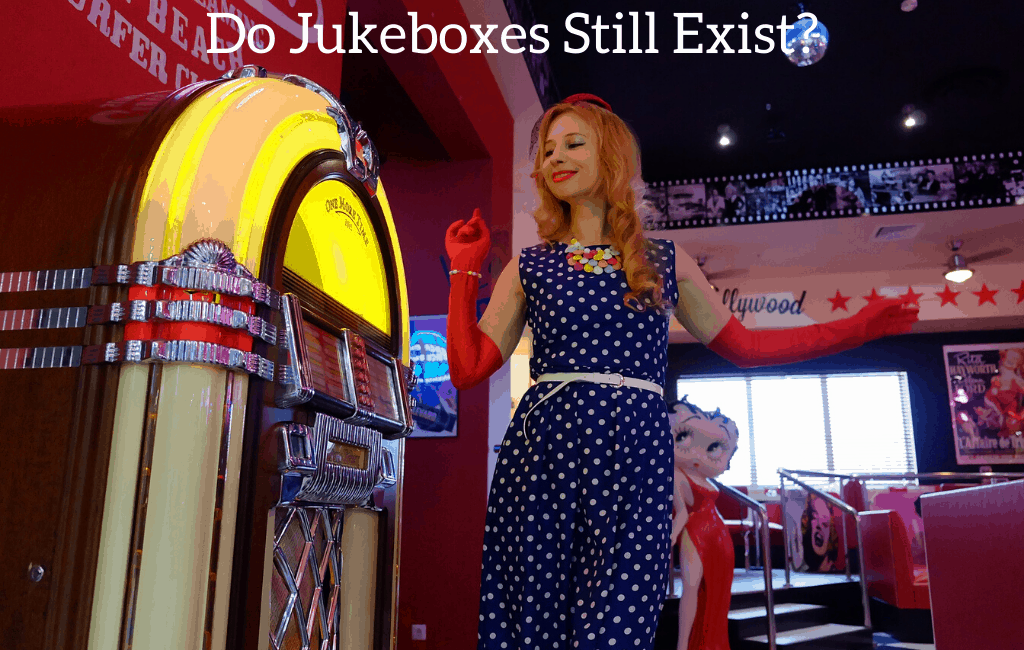 Do Jukeboxes Still Exist?