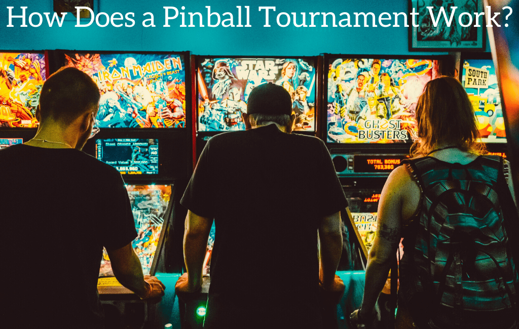 How Does a Pinball Tournament Work?