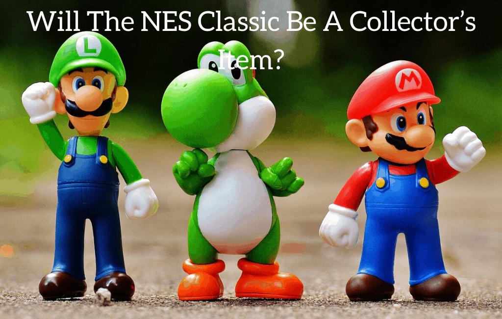 Will The NES Classic Be A Collector's Item?