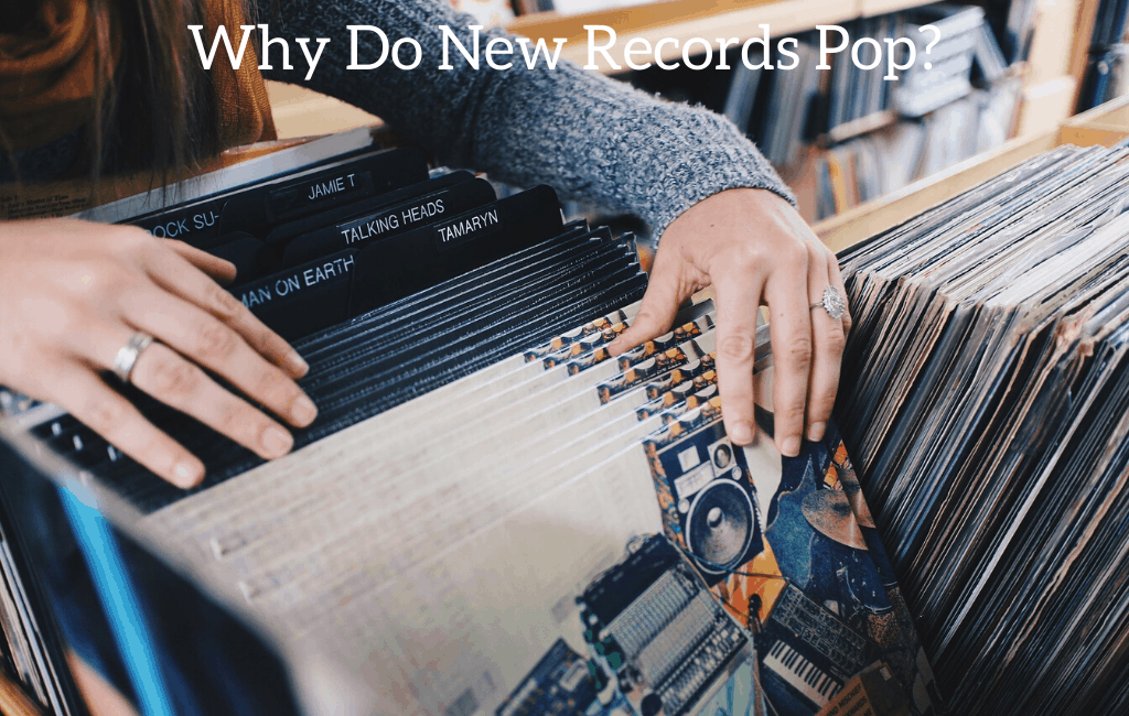 Why Do New Records Pop?
