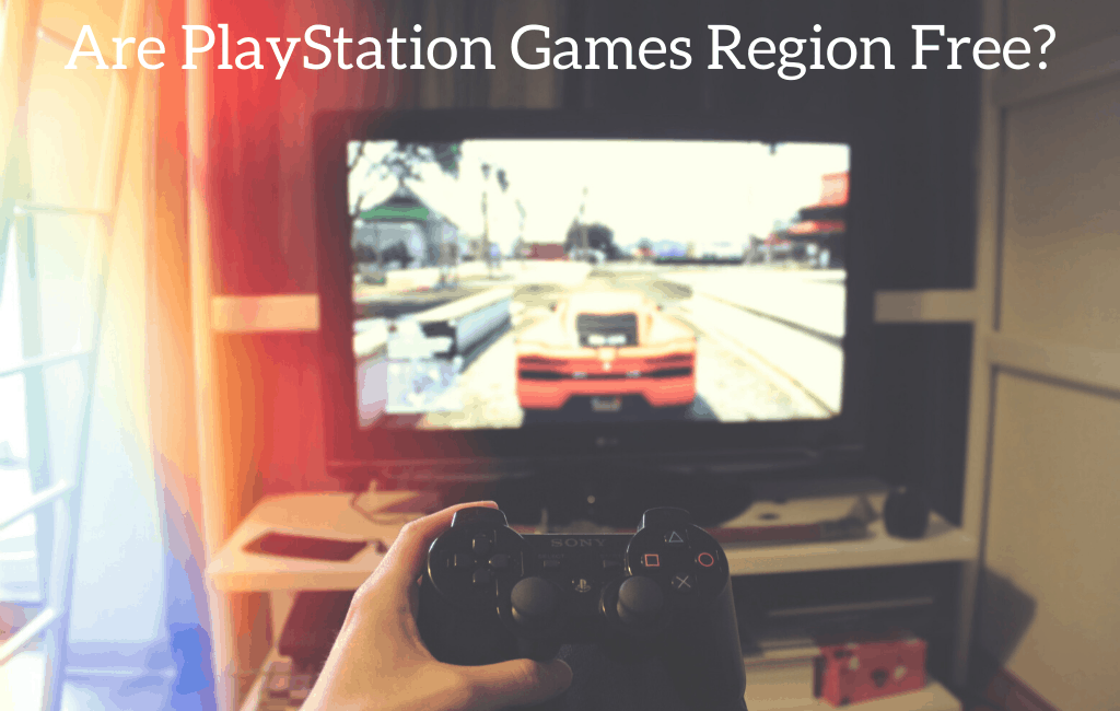 Are PlayStation Games Region Free?
