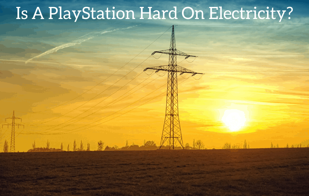 Is A PlayStation Hard On Electricity?