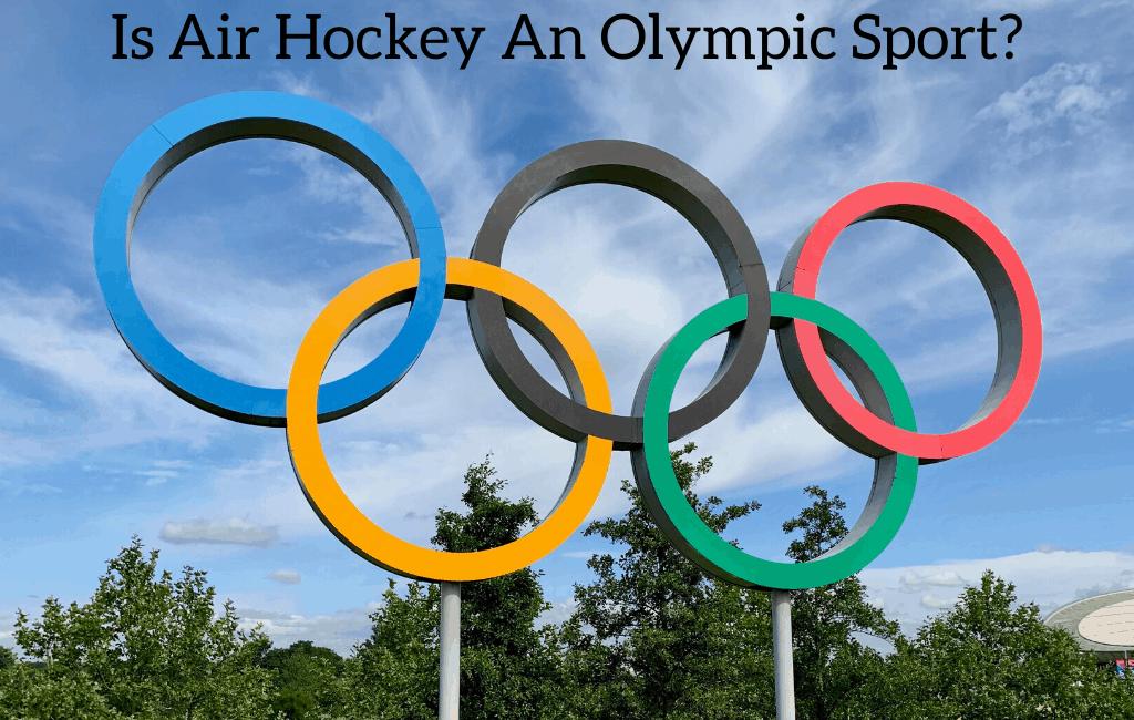Is Air Hockey An Olympic Sport?