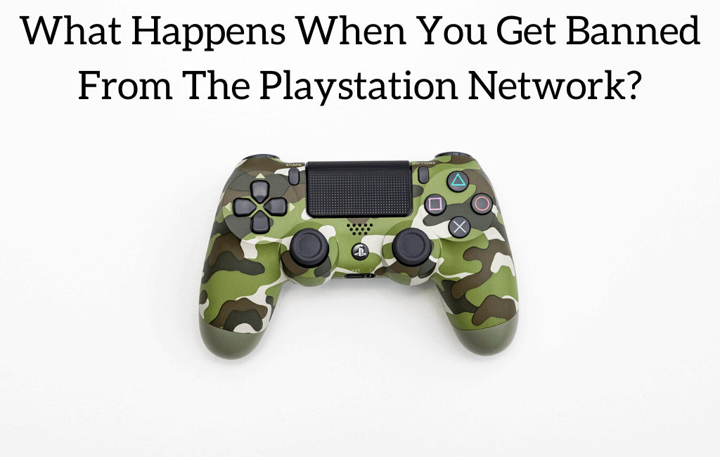 What Happens When You Get Banned From The Playstation Network?