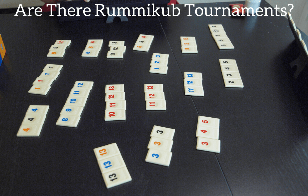 Are There Rummikub Tournaments?