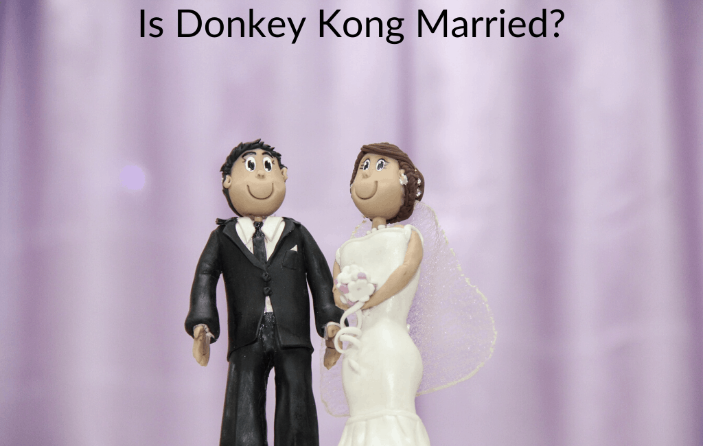 Is Donkey Kong Married?