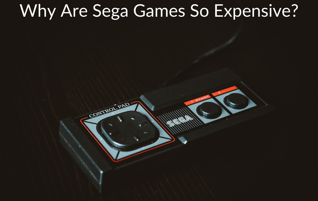 Why Are Sega Games So Expensive?