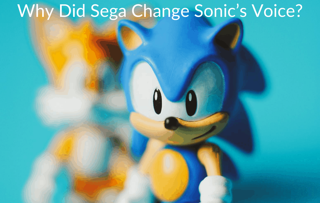 Why Did Sega Change Sonic's Voice?