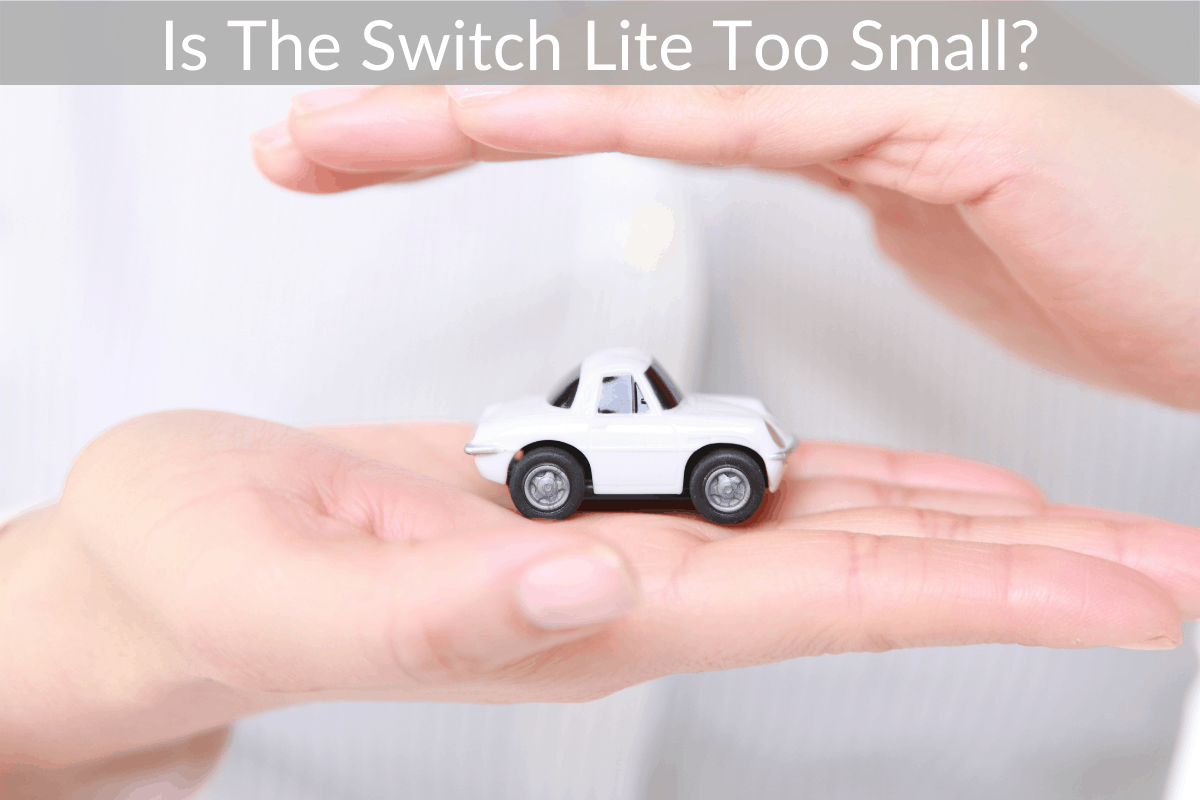 Is The Switch Lite Too Small?