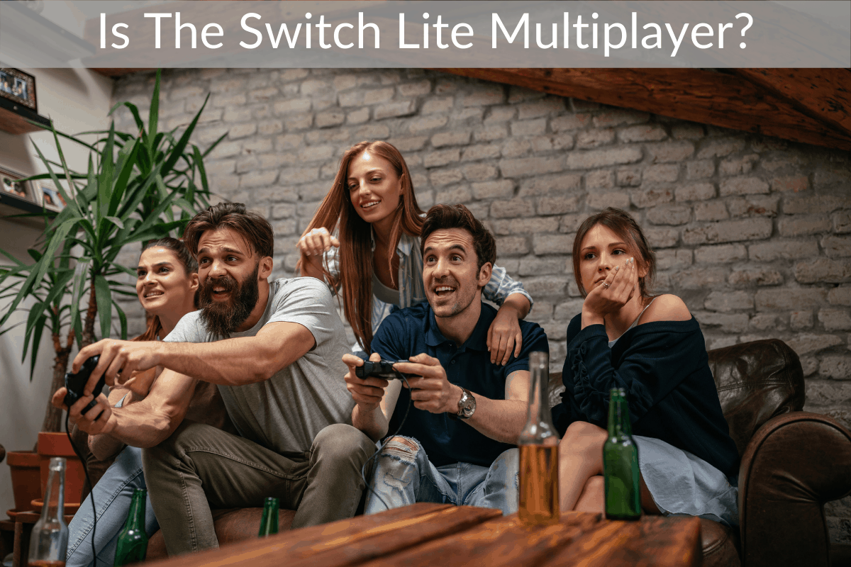 Is The Switch Lite Multiplayer?
